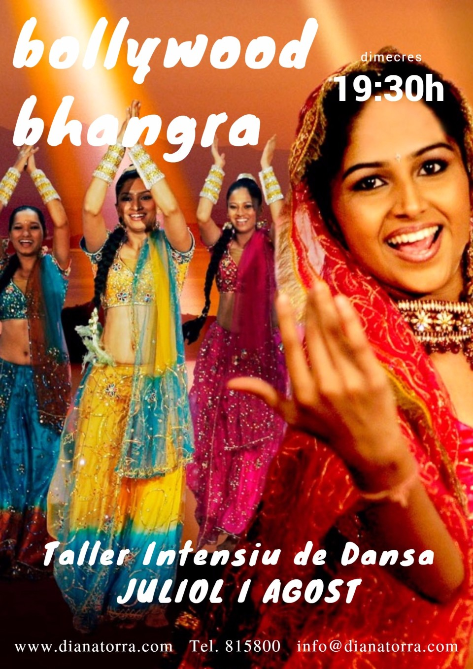 intensiu bollywood bhangra 2017
